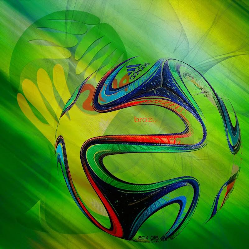 Testclod ballon de la coupe du monde de football au br sil - Ballon de la coupe du monde 2014 ...