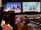 Vidéo conférence de l'Onu du 29/10/2014 à Kinshasa. Radio Okapi/ Ph.  Bompengo
