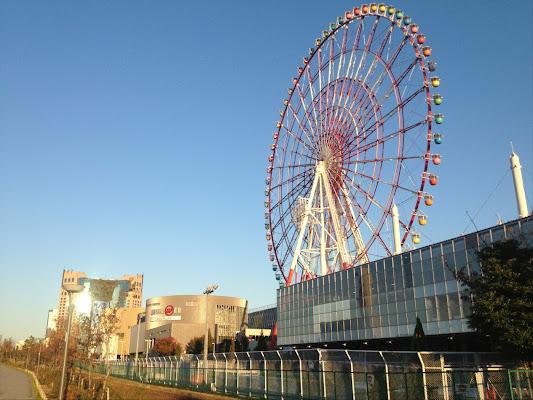 パレットタウン, 1-3-15 Aomi, Koto, Tokyo 135-0064, Japan