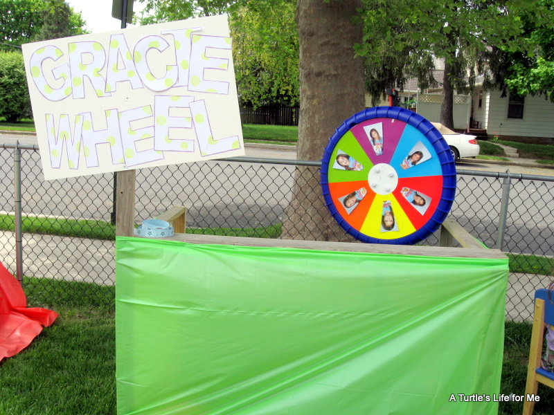 backyard carnival birthday party a turtle 39 s life for me