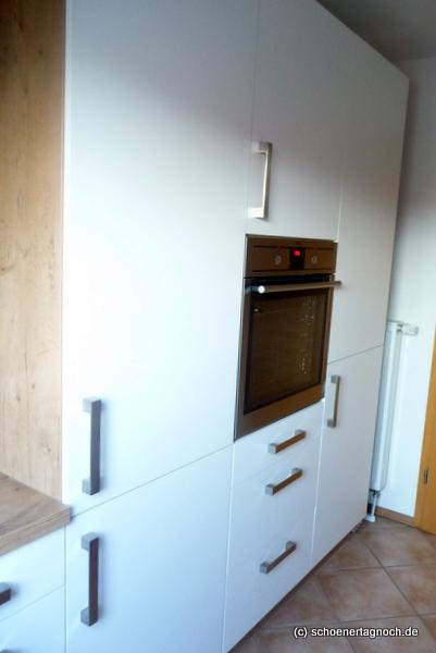 die neue k che ist fertig mit fotos sch ner tag noch food blog mit leckeren rezepten f r. Black Bedroom Furniture Sets. Home Design Ideas