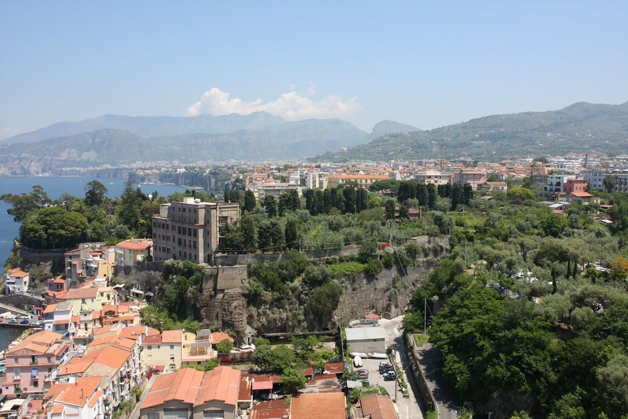 Одна неделя в Италии - Сорренто