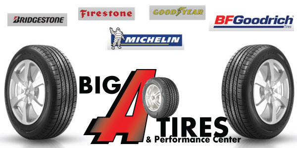 Big A Tires - Montgomery, AL