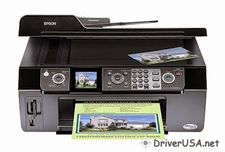 download Epson Stylus CX8400 printer's driver