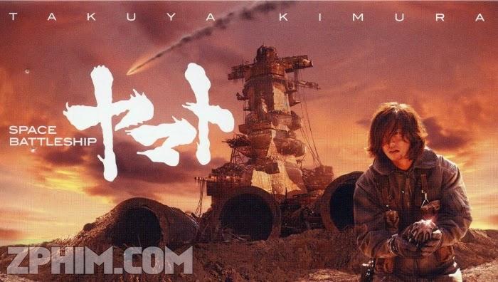 Ảnh trong phim Chiến Hạm Không Gian - Space Battleship Yamato 1