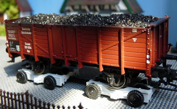 Märklin 46822: Wagon met straatrollerset Culemeyer