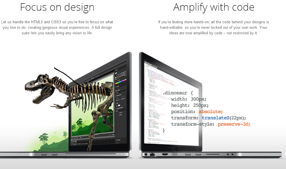 Google Web Designer Code
