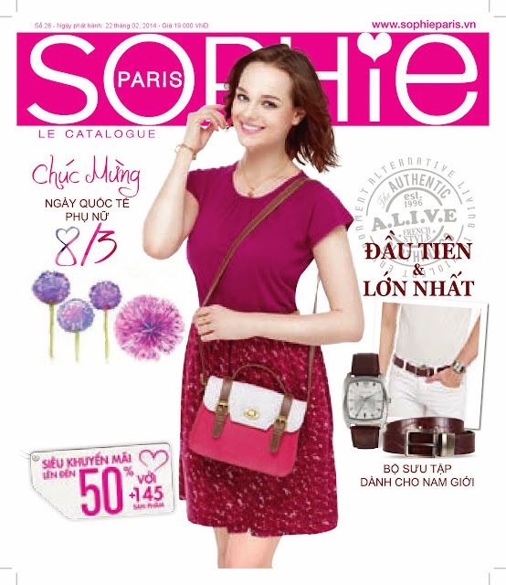 Sophie Paris Catalog 26