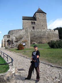 zamek będzin wejście