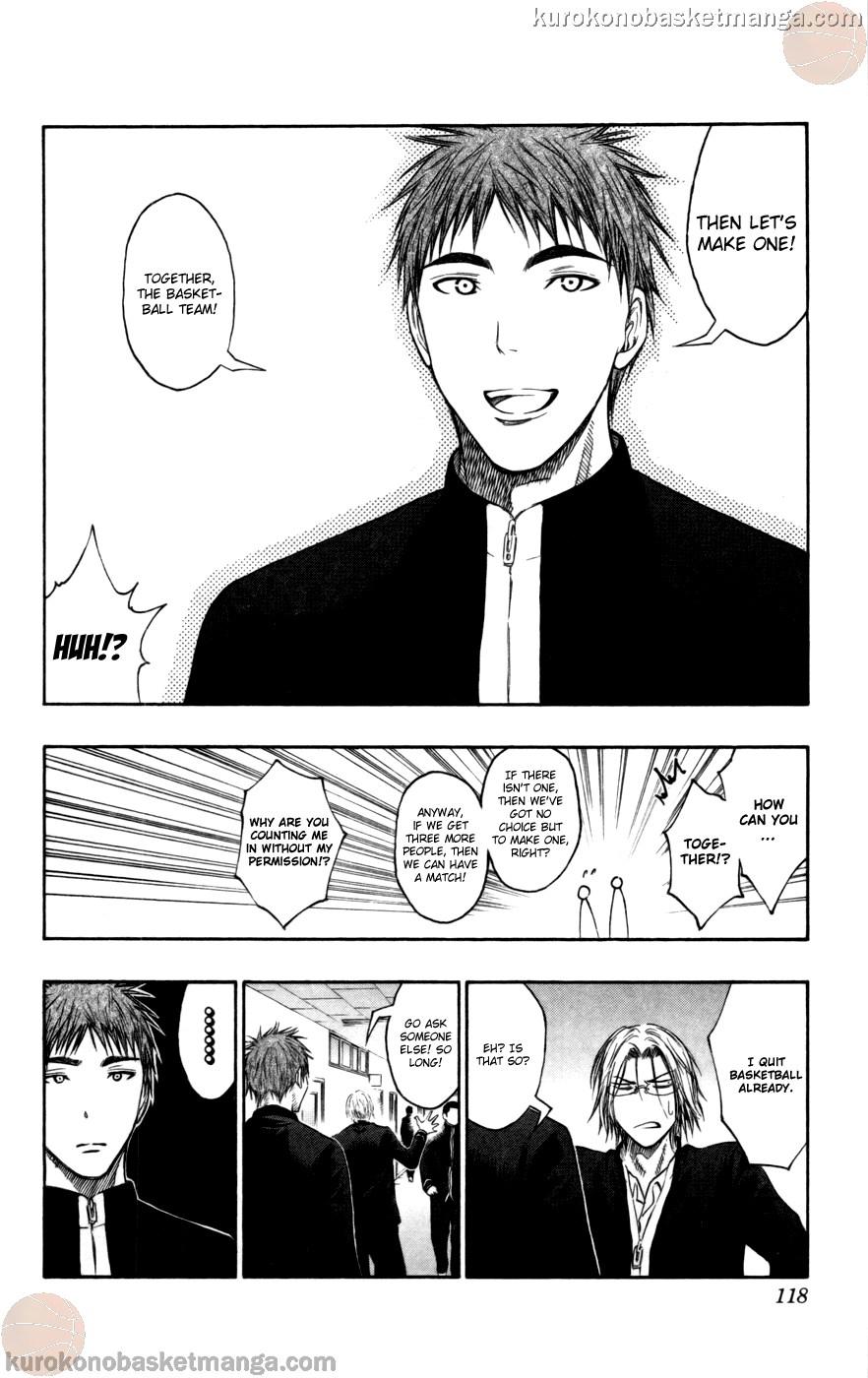 Kuroko no Basket Manga Chapter 95 - Image 14