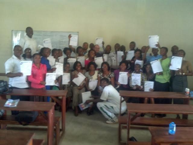 Educators in Nigeria