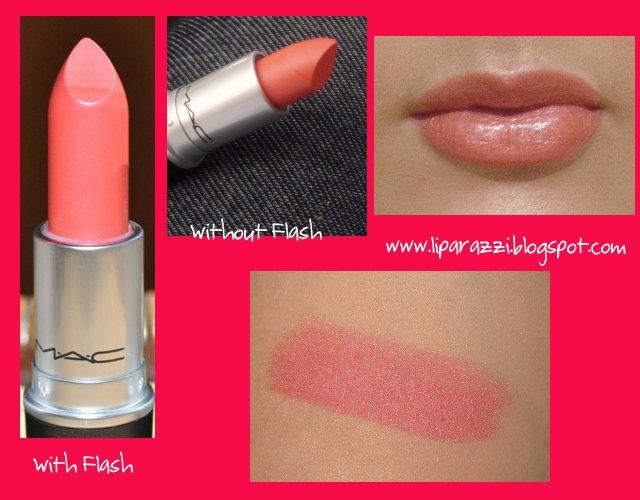 Image Gallery mac costa chic lipstick
