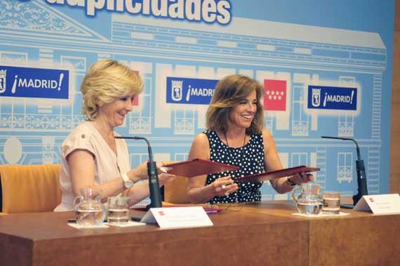 Ayuntamiento y Comunidad de Madrid evitarán las duplicidades