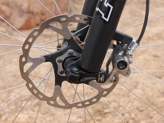 Bagaimana memilih rotor sepeda gunung