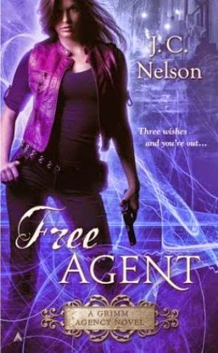 Free Agent Grimm Agency 1 By J C Nelson