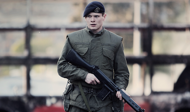 '71' Trailer: Jack O'Connell is a British Soldier Abandoned by His Unit