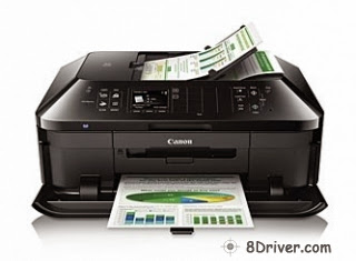 download Canon PIXMA MX922 printer's driver