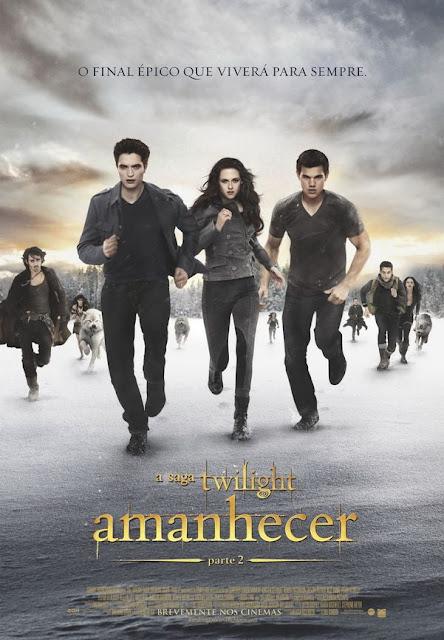 A Saga Twilight: Amanhecer Parte 2 Trailer Oficial