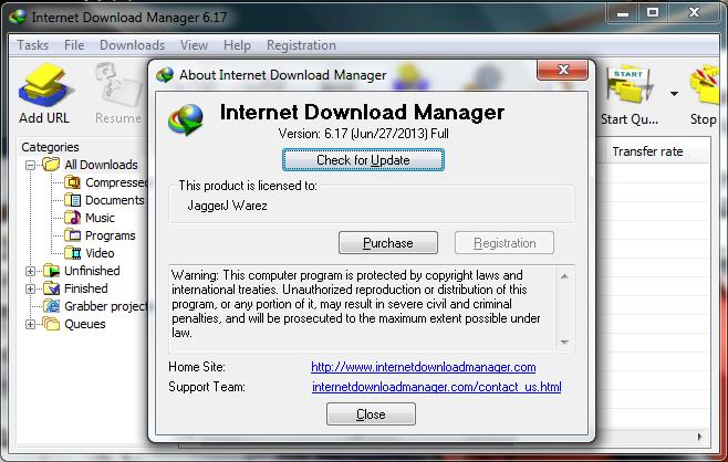 descargar crack internet  manager gratis