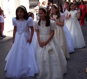 Vestidos de primera comunion en zacatecas