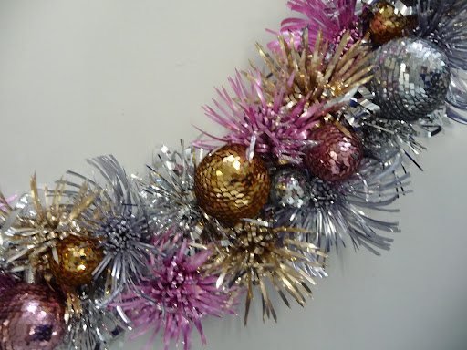 Find a how-to for this wreath in the December issue.