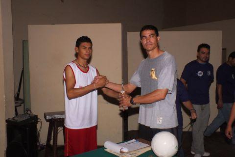 Pedro Pineda, ganador de la Carrera de la Salud