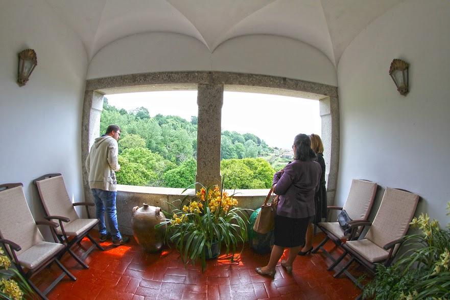 Visitar a Fundação Eça de Queiroz, em Santa Cruz do Douro (Baião) | Portugal