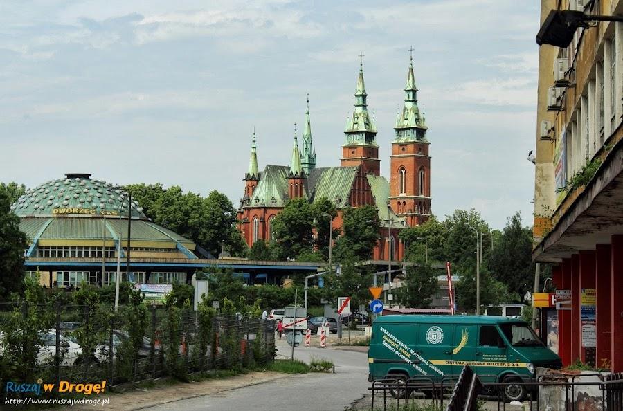 Dworzec UFO PKS w Kielcach