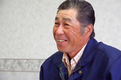 佐藤稔さん・農業技術の匠(農林水産省選定)