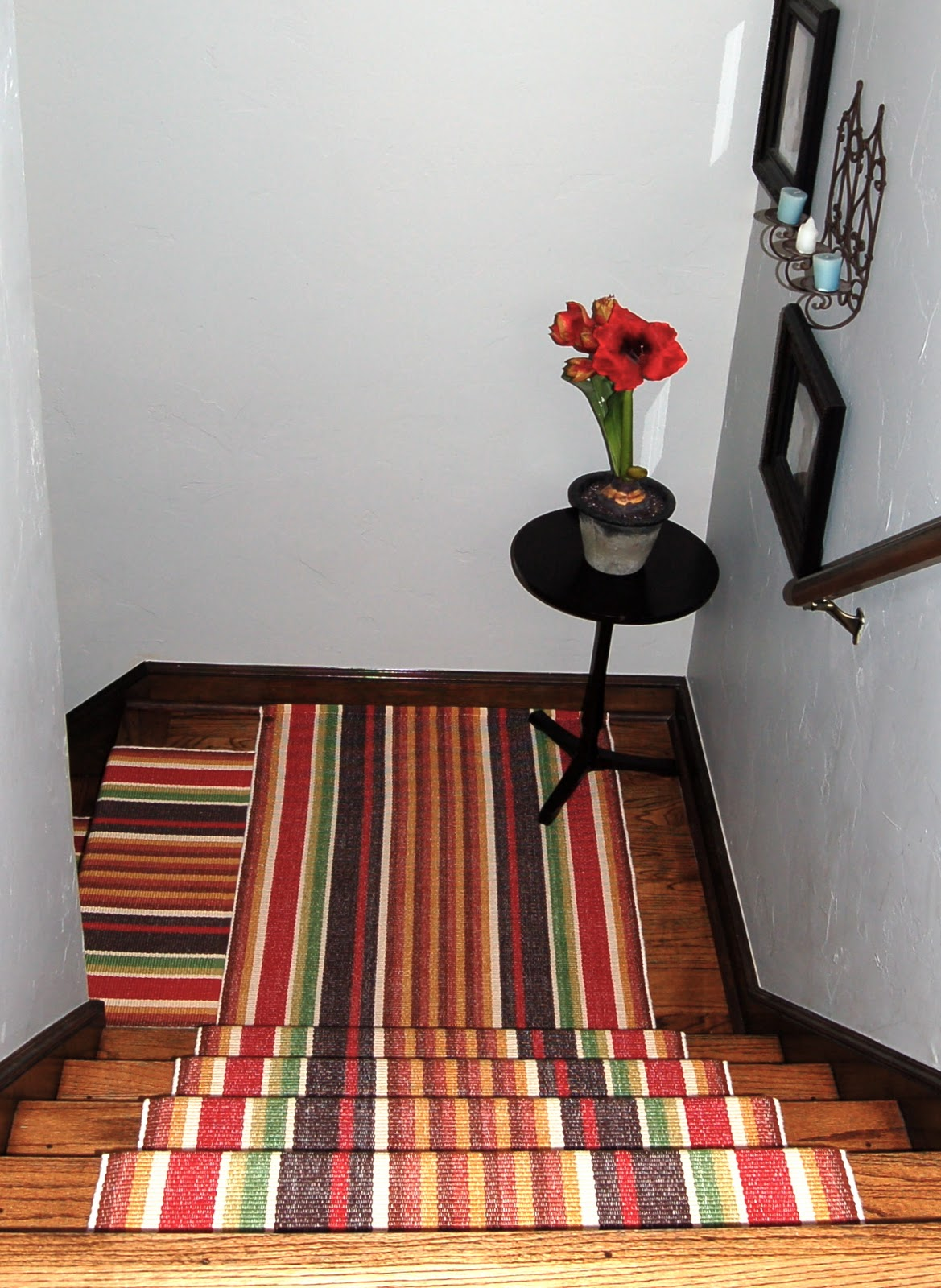Okla Home A A Trip Down Memory Lane And A Stair Runner