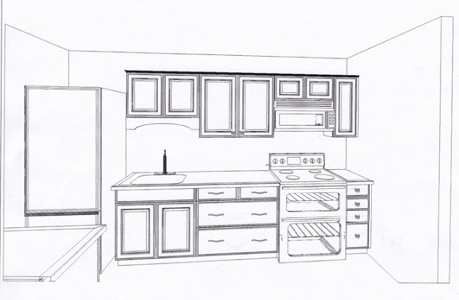 Drawers vs cabinets rollouts for Kitchen cabinets vs drawers