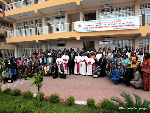 Ubangi : 5 000 ménages pris en charge par la Caritas