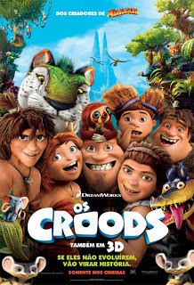 Os Croods – AVI Dual Áudio / RMVB Dublado