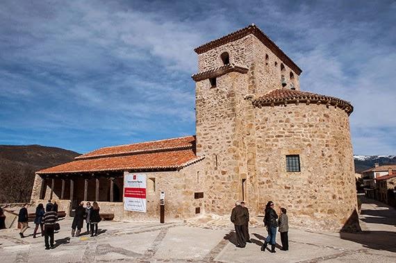 Finaliza la rehabilitación y musealización de la Iglesia de Prádena del Rincón