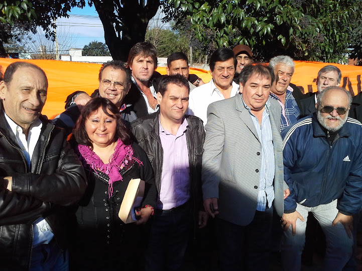 El gremio de remiseros Ucairra se juntó en Rodríguez para avanzar en la recuperación de la Obra Social