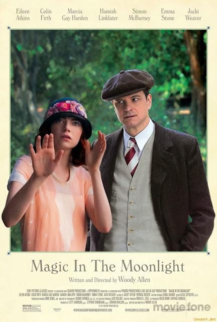 Μαγεία στο Σεληνόφως (Magic in the Moonlight) Poster
