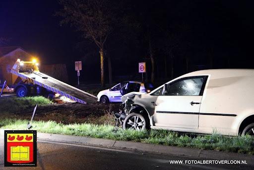 twee auto's op elkaar vierlingsbeekseweg overloon 26-04-2013 (7).JPG