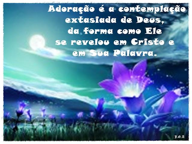 ADORAÇÃO - 08