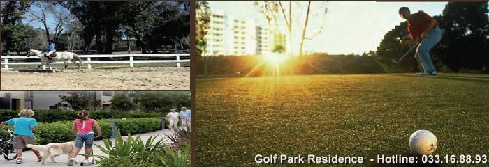 Golf Park Residence – Dự án biệt thự Golf Park Residence Quận 9