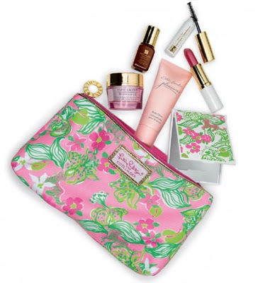 Estee Lauder Lilly Pulitzer Tiger Lilly Gift Set For Spring 2013