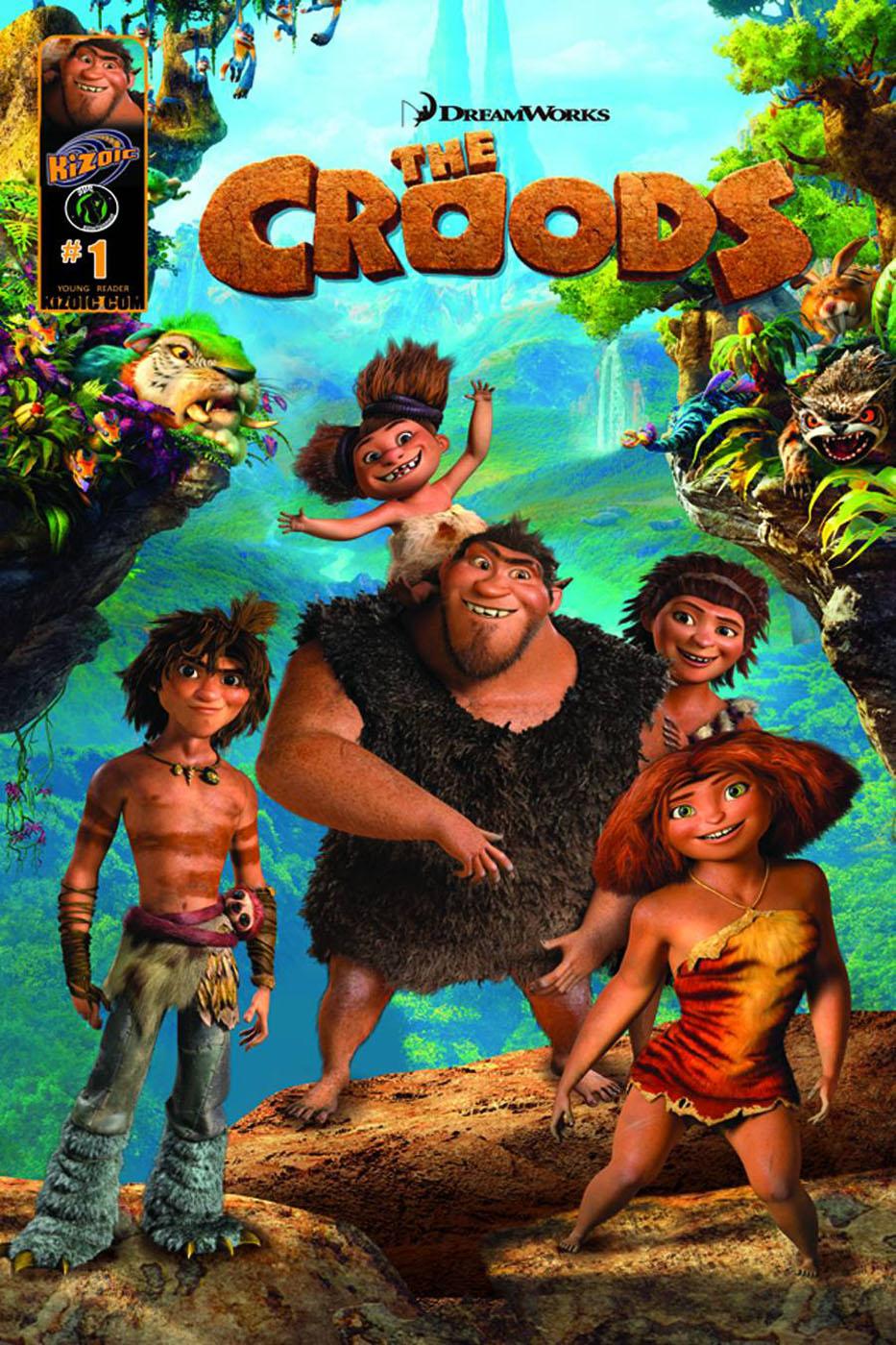 Phim Cuộc Phiêu Lưu Của Nhà Croods Full Hd - The Croods 2013