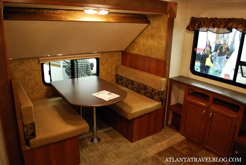 Inside RV