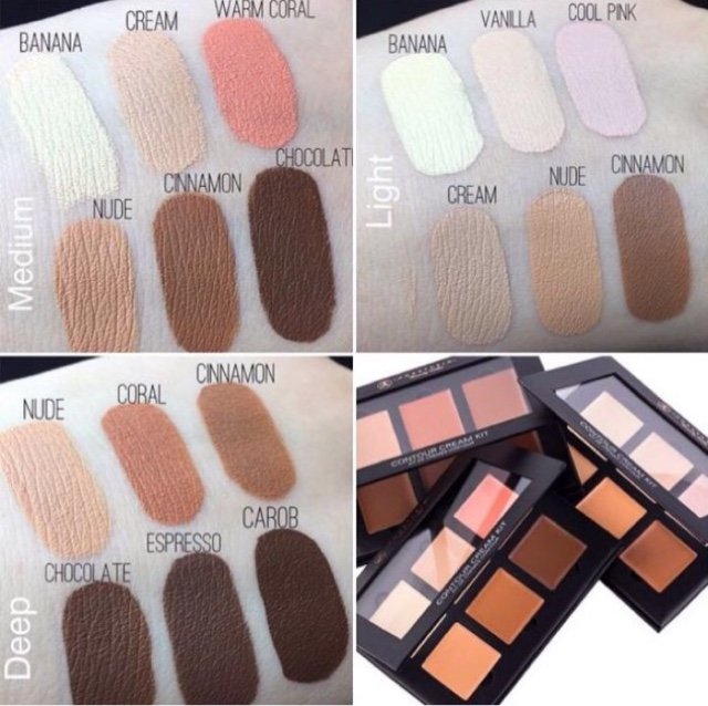 Contour Cream Kit - Light by Anastasia Beverly Hills #21