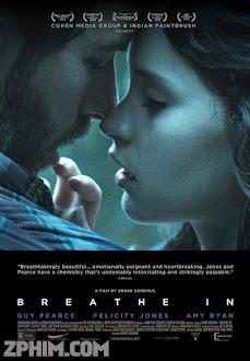 Hơi Thở Tình Yêu - Breathe In (2013) Poster