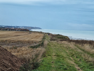 View towards Mundesley