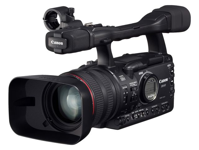 Видеокамера Canon XH A1
