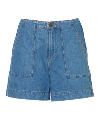 Denim shorts Sportsgirl