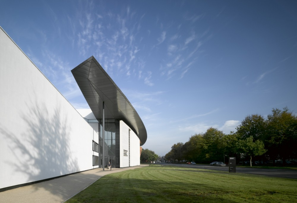 Royal Welsh College of Music & Drama design by BFLS
