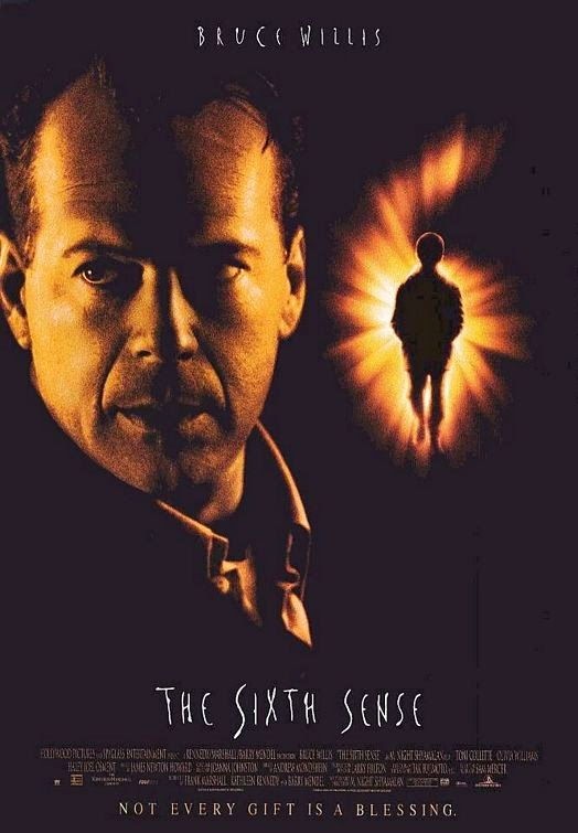 Poster Of The Sixth Sense (1999) Full Movie Hindi Dubbed Free Download Watch Online At Alldownloads4u.Com