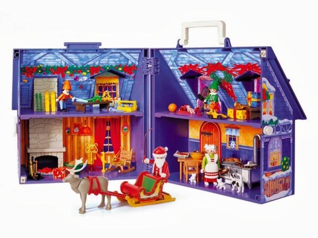 id es pour no l playmobil 39 christmas les playmobil de no l. Black Bedroom Furniture Sets. Home Design Ideas